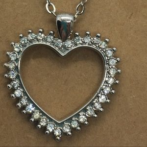Genuine Crystal Earrings and Necklace